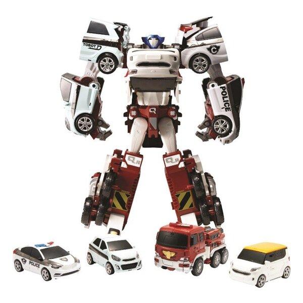 Transformer Tobot Quatran