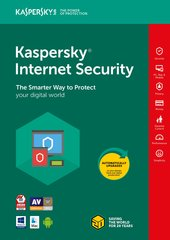 Kaspersky Internet Security Multi-Device 2018 uuendamise litsents (5 seadet)