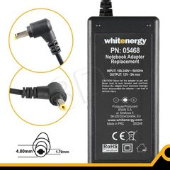 Whitenergy do Asus 36W 12V (wtyk 4.8x1.7)