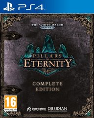 Mäng Pillars of Eternity Complete Edition, PS4 hind ja info | Mäng Pillars of Eternity Complete Edition, PS4 | kaup24.ee