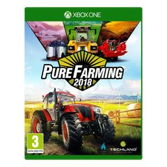 Mäng Pure Farming 2018, Xbox ONE