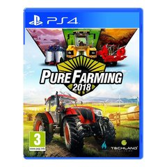 Mäng Pure Farming 2018, PS4