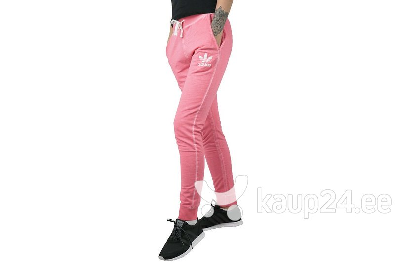 Naiste spordipüksid Adidas Orginals W Washed Pant AB2143