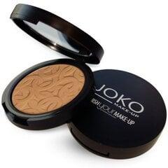 Компактная пудра Joko Make-Up Finish Your Make-Up Pressed Powder 8 г