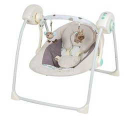 Lamamistool Kinderkraft Easy Swing 0-9 kg