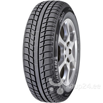 Michelin PRIMACY ALPIN PA3 195/55R16 87 H *) цена и информация | Rehvid | kaup24.ee