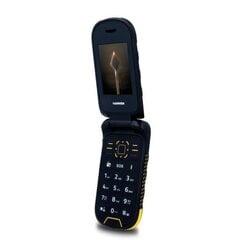 Mobiiltelefon MyPhone HAMMER BOW +, Dual Sim, must hind ja info | Mobiiltelefonid | kaup24.ee