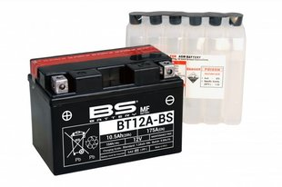 Aku BS-Battery BT12A-BS 12V 12Ah
