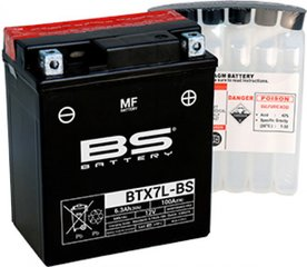 Aku BS-Battery BTX7L-BS 12V 6.3Ah