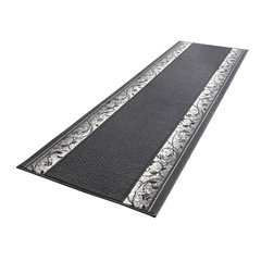Vaip Hanse Home Basic Plant Grey, 80x200 cm