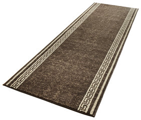 Vaip Hanse Home Basic Casa Brown, 80x300 cm