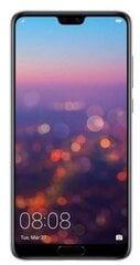 Mobiiltelefon Huawei P20 Pro, 128 GB, Must цена и информация | Мобильные телефоны | kaup24.ee