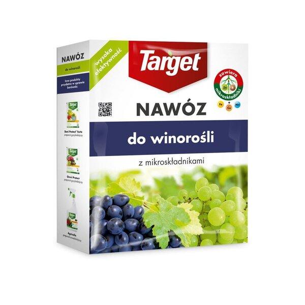 Granuleeritud väetis viinamarjadele Target, 1KG