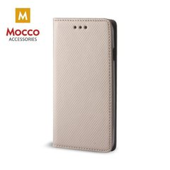 Kaitseümbris Mocco Smart Magnet Book Case, sobib Xiaomi Redmi 4X telefonile, kuldne hind ja info | Kaitseümbris Mocco Smart Magnet Book Case, sobib Xiaomi Redmi 4X telefonile, kuldne | kaup24.ee