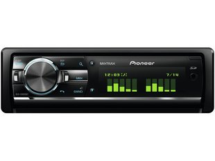 Autoraadio Pioneer DEH-X9600BT CD/USB koos Bluetooth, Mixtrax, 3RCA