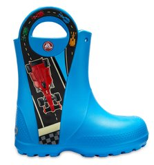 Laste kummikud Crocs™ Handle It Graphic Boot, K Ocean