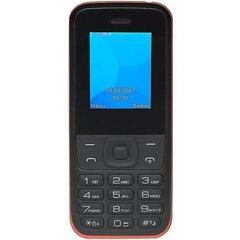 Mobiiltelefon Denver FAS-18200M, Dual SIM, must