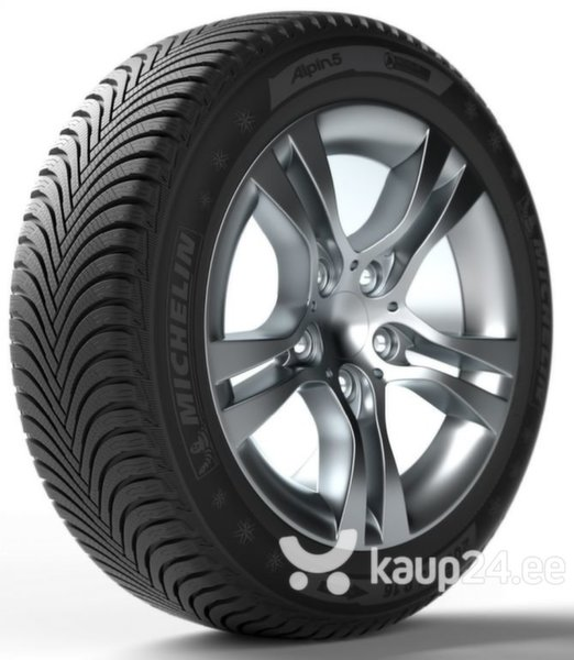 Michelin Alpin A5 225/55R17 97 H цена и информация | Rehvid | kaup24.ee