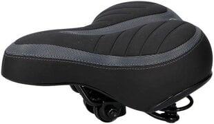 Велосипедное сиденье Dunlop 24x21 см цена и информация | Велосипедные принадлежности и аксессуары | kaup24.ee