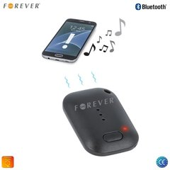 Võtmeotsija Forever Bluetooth Key Finder (GSM030647), must