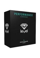 Kondoomid Level Performance, 5 tk