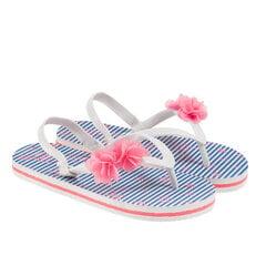 Tüdrukute rannaplätud Cool Club FFL2S18-CG358 hind ja info | Laste jalanõud | kaup24.ee