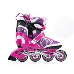 Rulluisud Spokey Speedstar, roosa hind ja info | Rulluisud | kaup24.ee