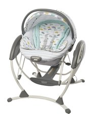 Beebikiik Graco Glider Elite 0-9 kg, Clouds
