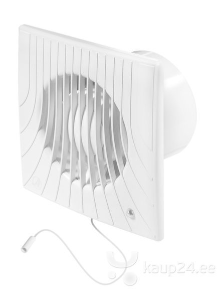 Väljatõmbeventilaator Awenta WA120W цена и информация | Vannitoa ventilaatorid | kaup24.ee