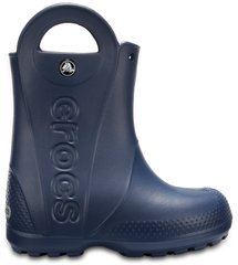 Laste kummisaapad Crocs™ Handle It Rain Boots, Navy