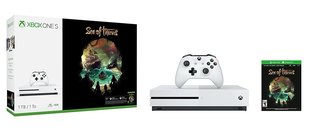 Mängukonsool Microsoft Xbox One S 1TB + Sea of Thieves