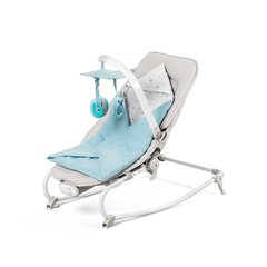 Lamamistool KinderKraft Felio, light blue