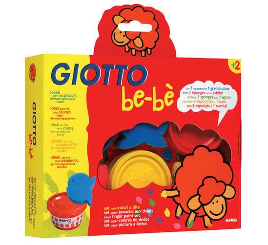 Комплект Fila для рисования пальцами GIOTTO BE-BE 460700 цена и информация | Värvimis- ja kirjutusvahendid | kaup24.ee