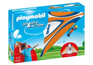 9205 PLAYMOBIL® Sports and Action Oranž deltaplaan