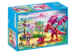Конструктор 9134 PLAYMOBIL® Fairies, Дракон и малыш