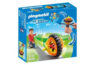 9203 PLAYMOBIL® Sports and Action Oranž võidusõidu pall
