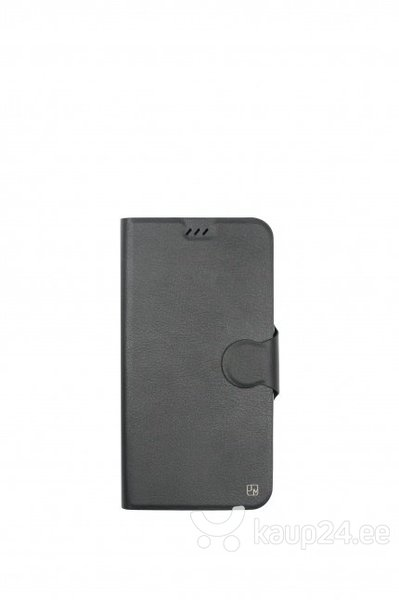 6df9893cab0 Klapiga kaitseümbris Just Must, sobib Huawei P9 Lite mini, telefonile, must