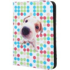 Tahvelarvuti kaaned GreenGo Color Puppy 9-10'', universaalne