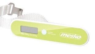 Pagasi kaal Mesko MS 8147G hind ja info | Pagasi kaal Mesko MS 8147G | kaup24.ee