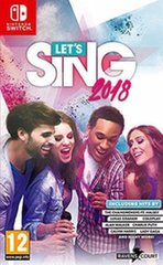 Mäng Lets Sing 2018, Nintendo Switch