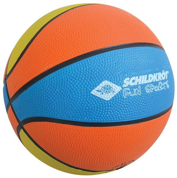 Korvpall Schildkrot Mini-Basketball, 15 cm