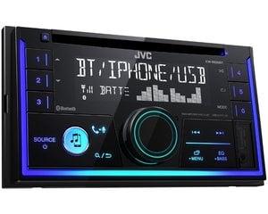 Autoraadio JVC, KW-R930BT 2-DIN USB/CD MP3, AUX ja Bluetooth