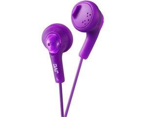 Dünaamilised kõrvaklapid JVC, HA-F160VEP, lilla