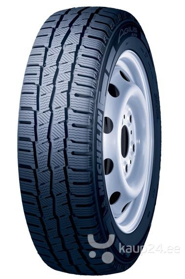 Michelin AGILIS ALPIN 205/65R16C 107 T цена и информация | Rehvid | kaup24.ee