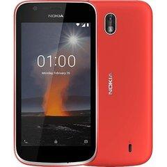 Mobiiltelefon Nokia 1, Dual SIM, punane