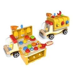 Tegevus veoauto Playme hind ja info | Imikute mänguasjad | kaup24.ee