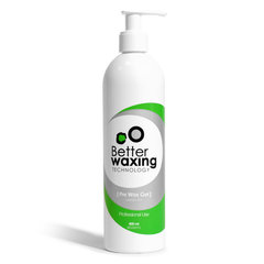 Depileerimiseelne geel Better Waxing 400 ml