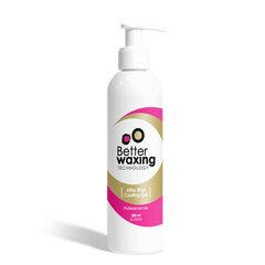 Depileerimisjärgne geel Better Waxing 250 ml hind ja info | Depileerimisvahendid | kaup24.ee