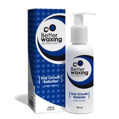 Karvakasvu aeglustav losioon Better Waxing 150 ml hind ja info | Depileerimisvahendid | kaup24.ee
