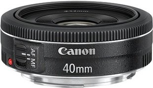 Canon EF 40mm f/2.8 STM, must